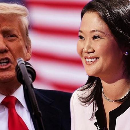 Keiko Fujimori: Periodista de Deutsche Welle la compara con Donald Trump