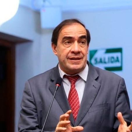 """Lescano sobre voto de Acción Popular: """"No tenemos la obligación de votar por Keiko o Castillo"""""""