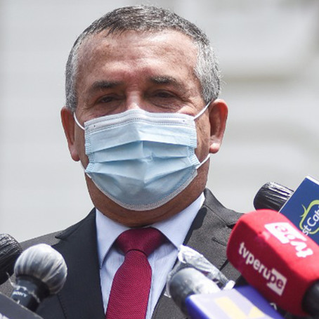JEE admitió fundada tacha contra candidatura presidencial de Daniel Urresti