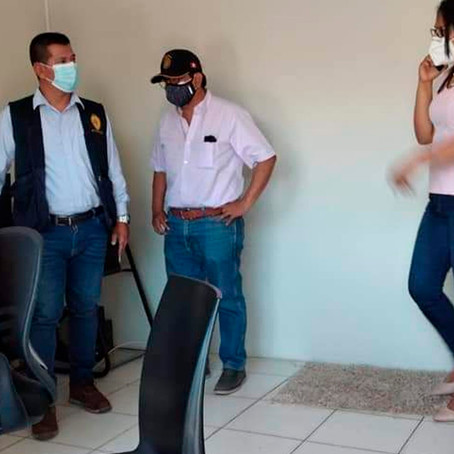 """Intervienen oficina """"clandestina"""" de Tesorería de Municipalidad de Purús"""