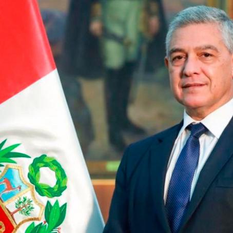"""José Elice tras renuncia de César Astudillo: """"Todo está tranquilo en las Fuerzas  Armadas"""""""