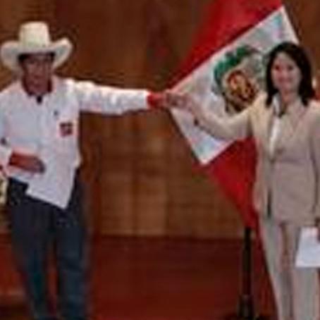 Datum: El 78% de peruanos tiene decidido su voto para la segunda vuelta