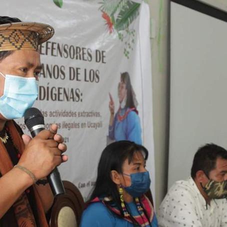 Pueblo indigena exige al Estado que muertes de líderes no queden impunes