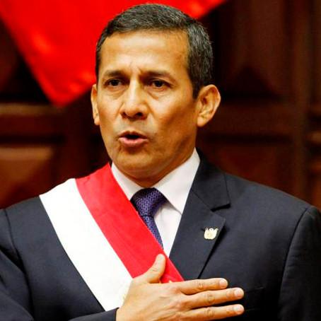 """Ollanta Humala tras el debate: """"Programas sociales no deben usarse para el populismo"""""""