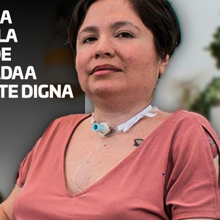 CSJ ordena respetar la decisión de Ana Estrada a una muerte digna