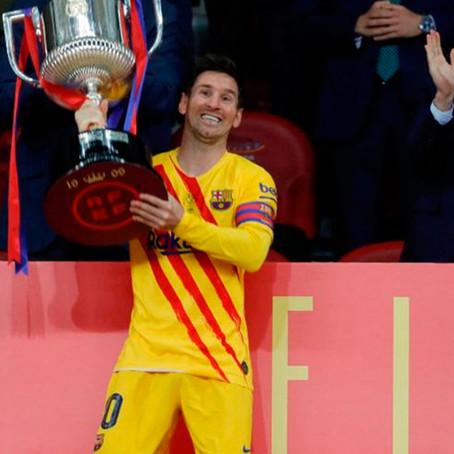 Lionel Messi si renovaría contrato Barcelona