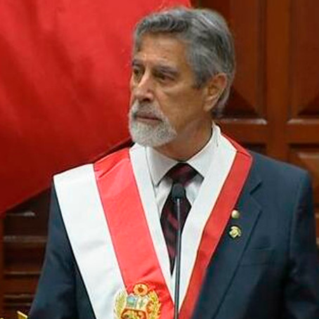 Datum: Incrementa aprobación al gobierno de  Francisco Sagasti a 35%