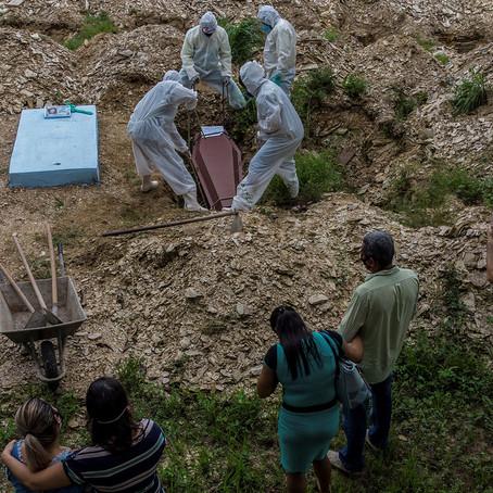 Brasil: Alarmante cifra de casos de COVID-19 preocupa a la región