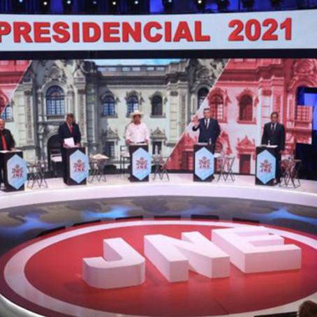 Debates organizados por el JNE serán los días 23 y 30 de mayo