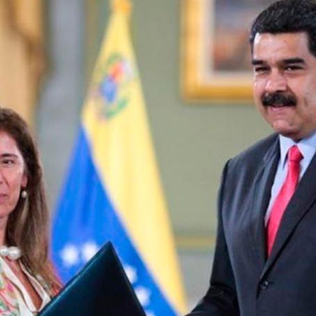 Venezuela expulsa a embajadora de la Unión Europea y la declara persona no grata