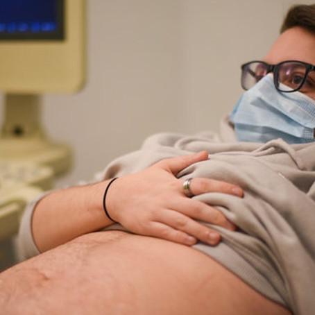 """España: """"Hola, me llamo Rubén, tengo 27 años y estoy embarazado"""""""