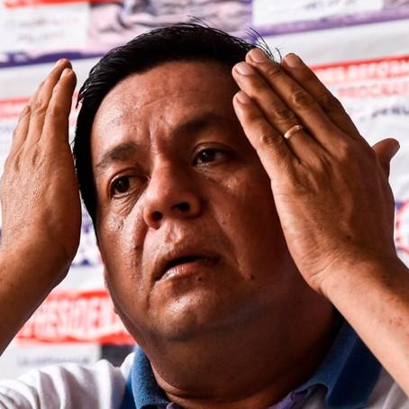 """Edwin Miranda: """"Mi amistad con el gobernador es muy grande"""""""