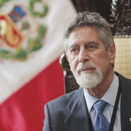"""Francisco Sagasti: """"de ninguna manera"""" se suspenderán las elecciones generales 2021"""