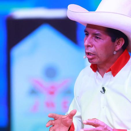"""Pedro Castillo: """"Cambiar mi discurso sería ir contra el mismo pueblo"""""""