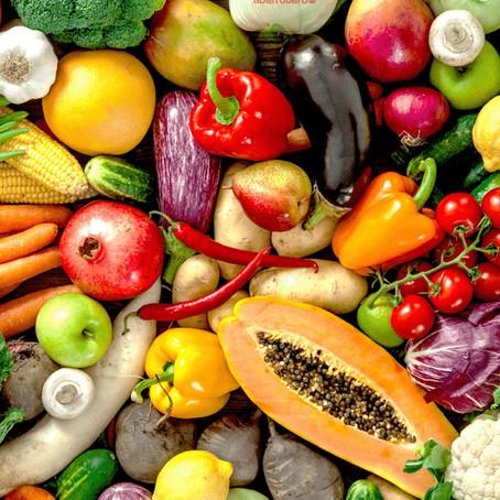 Harvard: investigación determina cuantas frutas y verduras hay que comer para vivir más