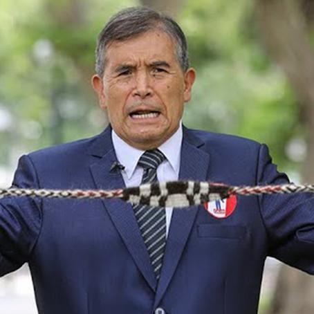 Ciro Gálvez da su apoyo a Pedro Castillo