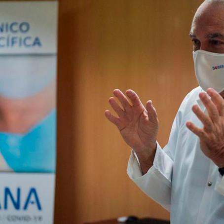 Cuba comenzará campaña de vacunación la próxima semana