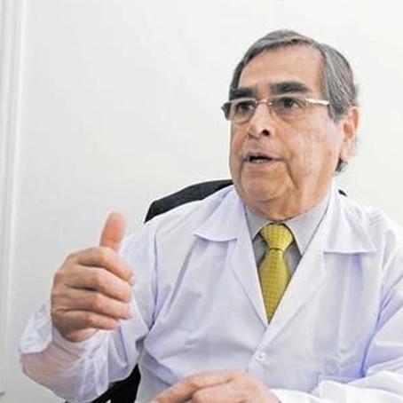 """Óscar Ugarte: """"Este 8 de junio reabrirán los vacunatorios que fueron sede de votación"""""""