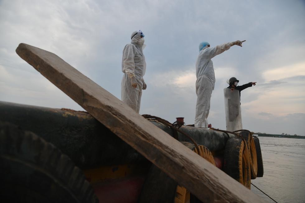 7 Pandemia a la vista. Autoridades centr