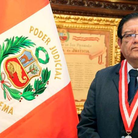 """Jorge Salas Arenas: """"No solo deben probar fraude, también deben acreditar que se inclinó la votación"""