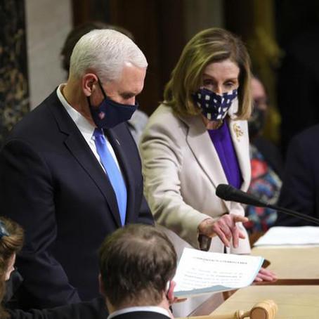 """Joe Biden: """"Estamos lejos de ganar la guerra contra el coronavirus″"""