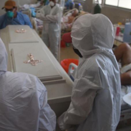 Galería del horror, muertes por COVID-19 se multiplican en Ucayali