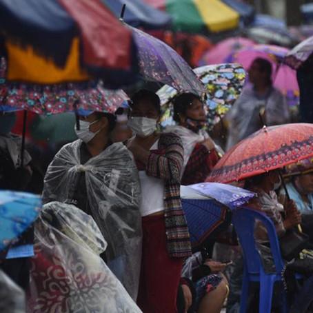 Senamhi anuncia  lluvias  intensas en la selva, desde hoy