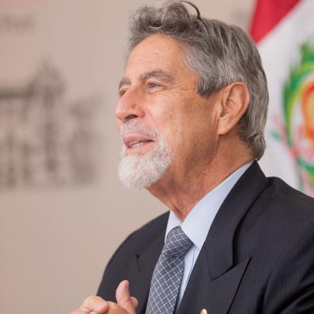 Francisco Sagasti exhorta a un debate con respeto entre los candidatos