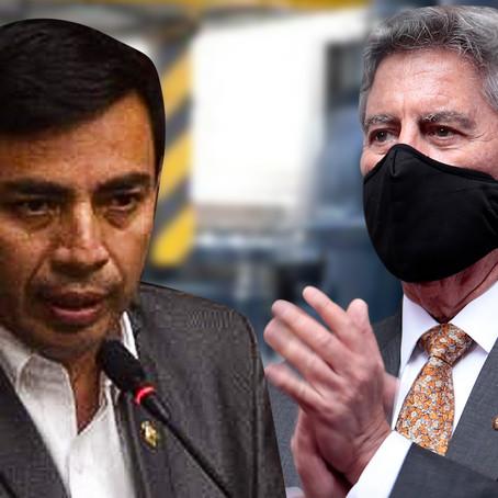 Sagasti anuncia acciones sobre el precio del gas ante solicitud de Gonzáles
