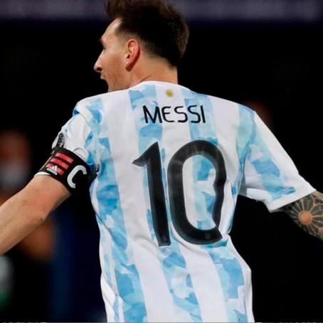 """Lionel Messi: """"Necesitaba sacarme la espina de poder conseguir algo con la selección"""""""
