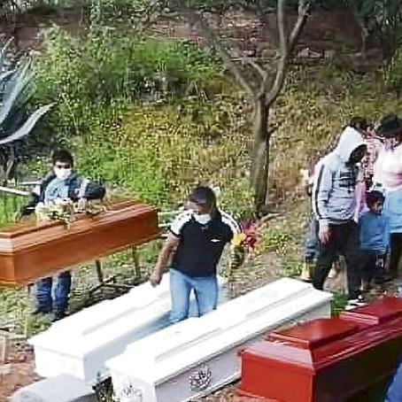 """Los """"Quispe Palomino"""" ordenaron matar a toda una familia en el Vraem"""