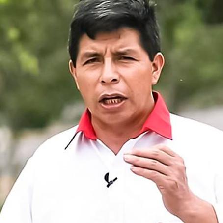 """Pedro Castillo: """" Durante mi gobierno, la salud será un derecho, no un servicio"""""""