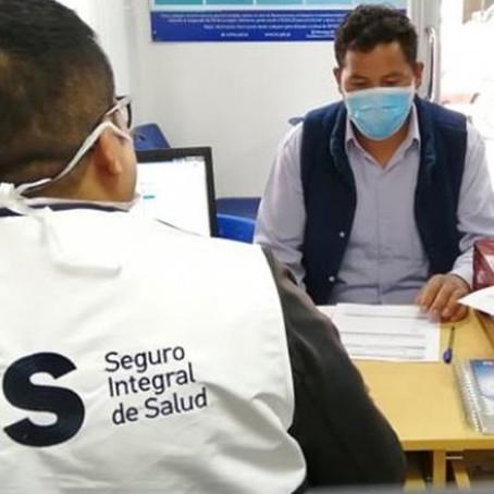 Afiliación de todo peruano al SIS es autorizado por el Gobierno