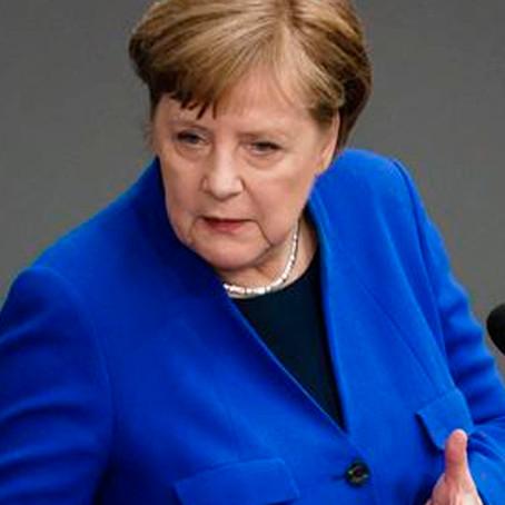 """Angela Merkel: """"Estamos ante una nueva pandemia más letal e infecciosa"""""""