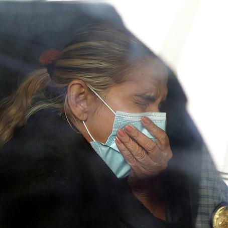 Jeanine Áñez en riesgo de sufrir un ataque cardíaco tras haber sido detenida