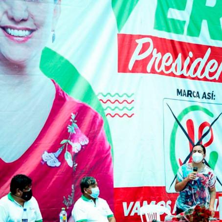 Pedro Castillo: Juntos por el Perú lo apoyara en segunda vuelta
