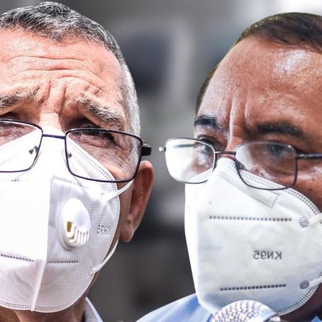 Salas y Gutiérrez entran en contradicción por nivel de alerta en Ucayali
