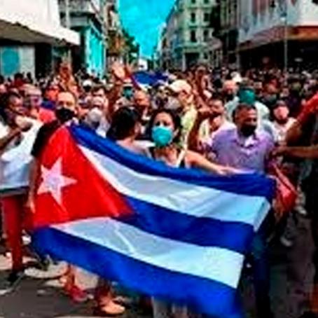 Cuba: Gobierno indica que hay una  tensa calma con nuevas movidas