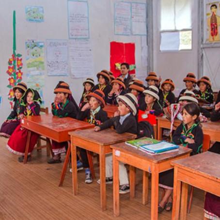 Maestro: Comenzó la vacunación de docentes en  Arequipa, Apurímac y Cusco