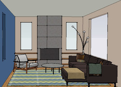Interior Design by Live Outside the