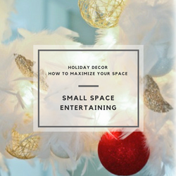 Small Space Entertaining