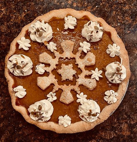 Pumpkin Pie (Designs Vary)