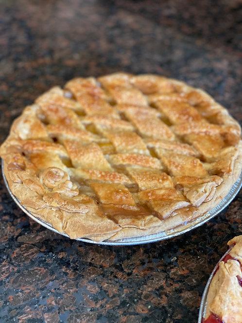Basic Lattice Fruit Pie