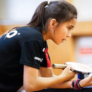 Jade : championnats de France Minimes