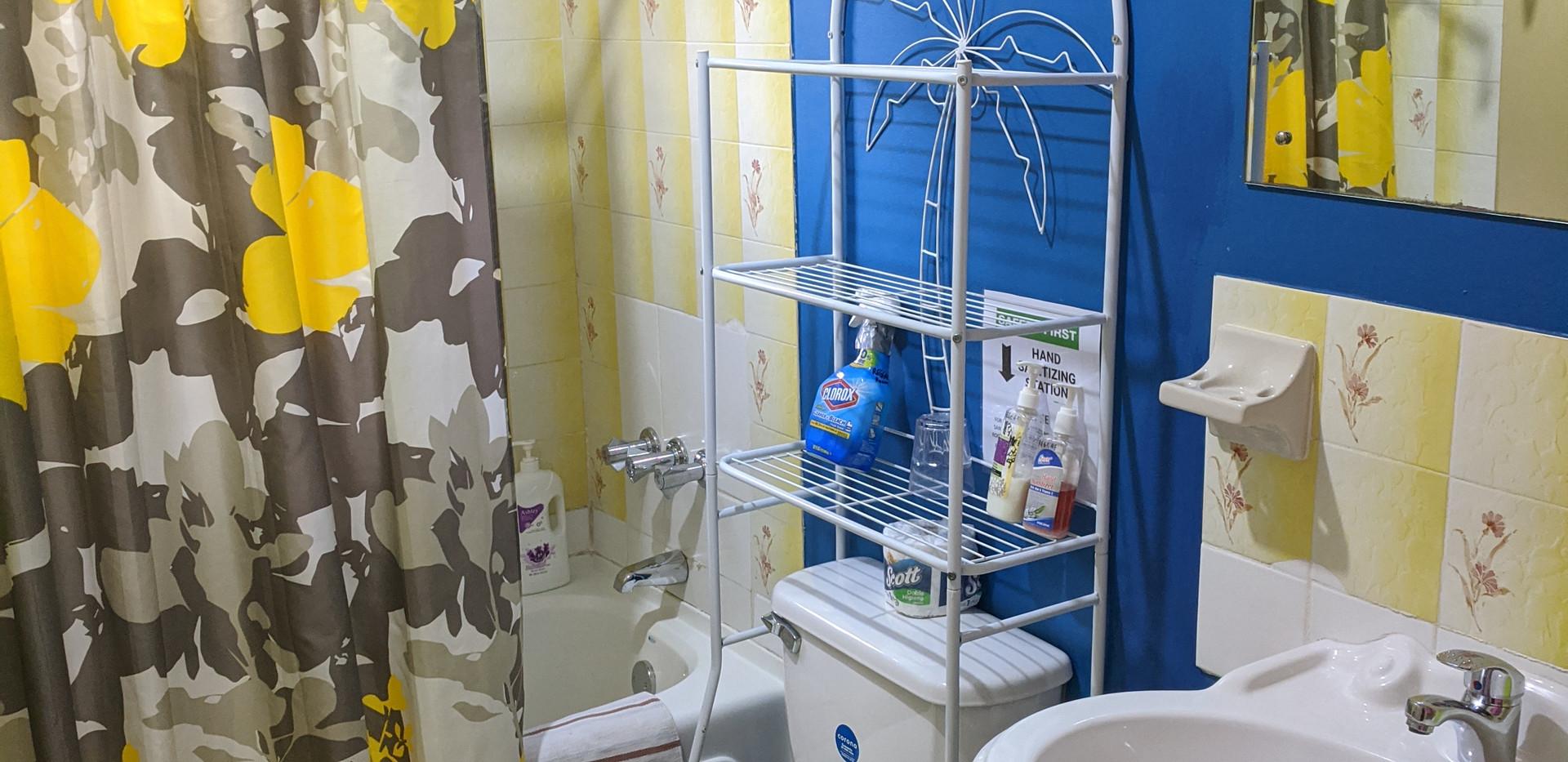 Reggae Room - Bathroom