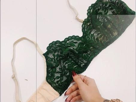 Особенности пошива бюстгальтеров большого размера
