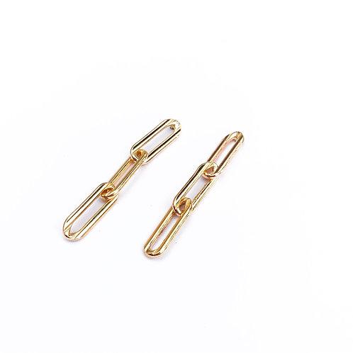 Krystal Chain Earrings
