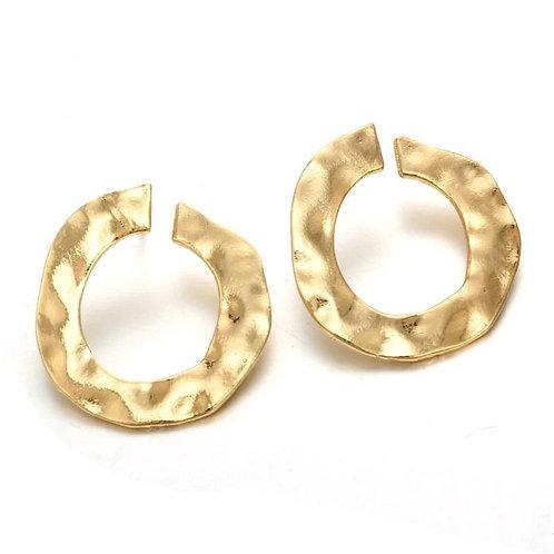 Lulu Circle Earrings