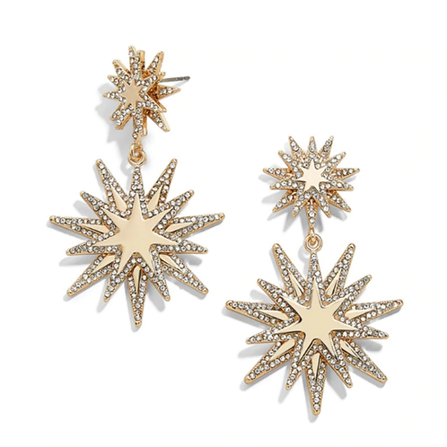 Glow Starburst Earrings