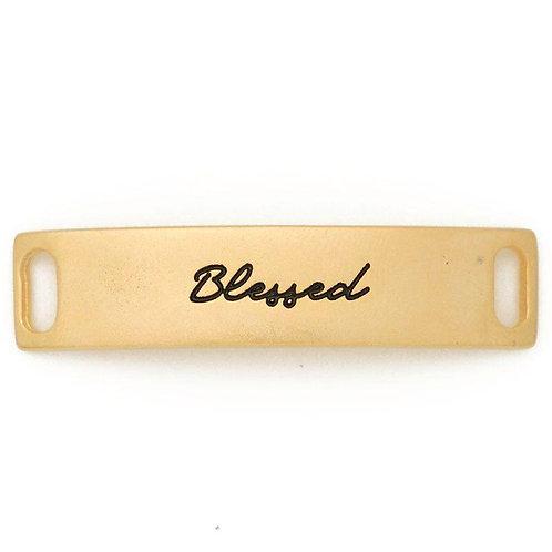 Blessed Sentiment for Bracelet